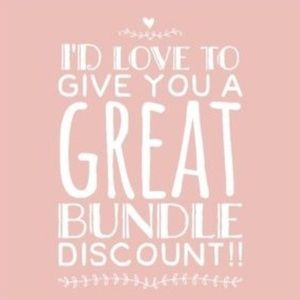 Other - Bundle your likes for a price you'll love!